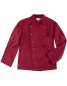 Preview: CG WORKWEAR, Herren Kochjacke Rimini,cherry,