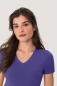 Preview: hakro, 126, Damen v-shirt-classic, lavendel,