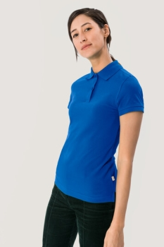 HAKRO 224, Damen Poloshirt Top, royalblau,