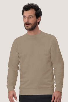 hakro, 475, Sweatshirt Performance, khaki,