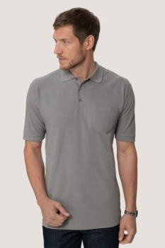 hakro, 812, Pocket-Poloshirt Performance, titan,