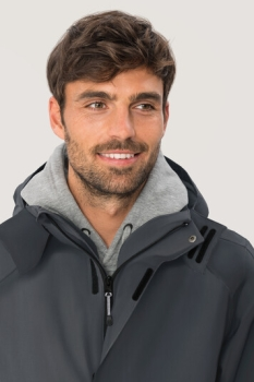 hakro, 850, Active-Jacke Housten, anthracite