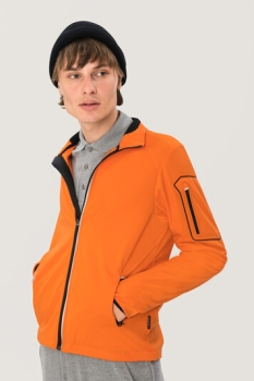 HAKRO 856, Light-Softshelljacke Brantford