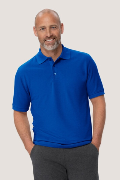 hakro, 816, Poloshirt Performance, royalblau,