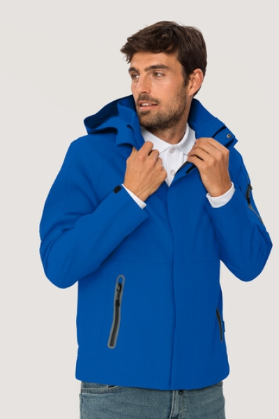hakro, 850, Active-Jacke Housten, royalblau,